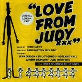 Love from Judy [Sepia] de Kathy Mattea