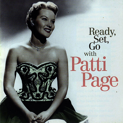 Ready, Set, Go with Patti Page by Patti Page