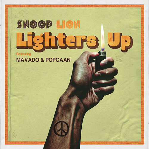Lighters Up by Snoop Lion