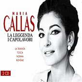 Collection - The Voice of The Opera Diva by Maria Callas