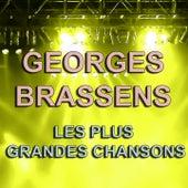 Georges Brassens : Les plus grandes chansons de Georges Brassens