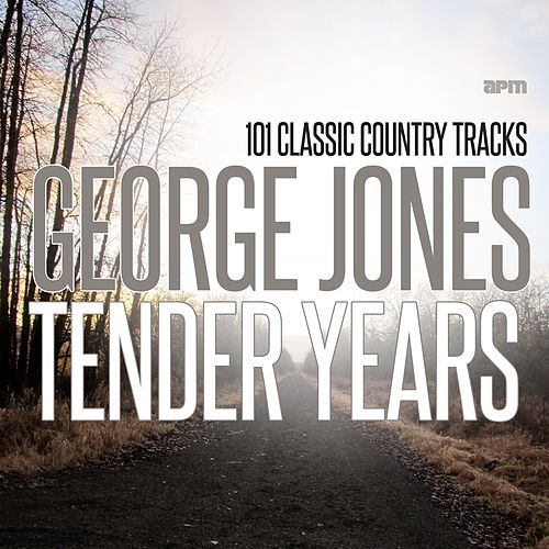 Tender Years - 101 Classic Country Tracks by George Jones