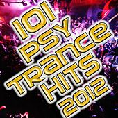 101 Psytrance Hits 2012 (Best Of Electronic Dance Music, Hard House, Hard Dance, Nunrg, Hard Trance, Acid, Goa, Rave Anthems) by Various Artists