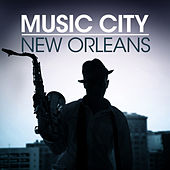 Music City - New Orleans de Various Artists