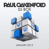 DJ Box - January 2013 de Various Artists