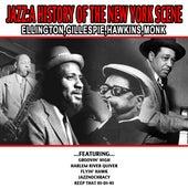 Jazz:A History Of The New York Scene - Ellington , Gillespie , Hawkins , Monk von Various Artists