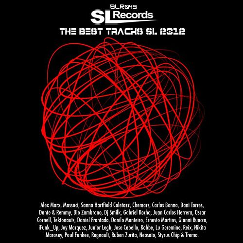 The Best Track SL 2012 by Various Artists