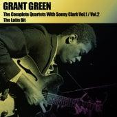 The Complete quartets With Sonny Clark, Vol. 1, Vol. 2 (The Latin Bit) van Grant Green