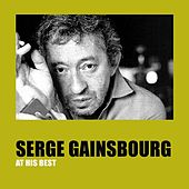 Serge Gainsbourg At His Best de Serge Gainsbourg