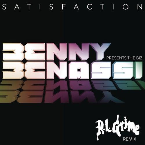 Satisfaction [RL Grime Remix] by Benny Benassi