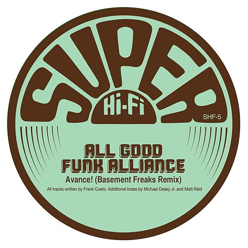 Avance! (Basement Freaks Remix) feat. by All Good Funk Alliance