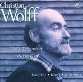 Christian Wolff Volume 3 by Roland Dahinden