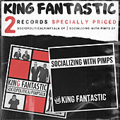 SocioPoliticalPimpTalk EP/Socializing with Pimps EP by King Fantastic