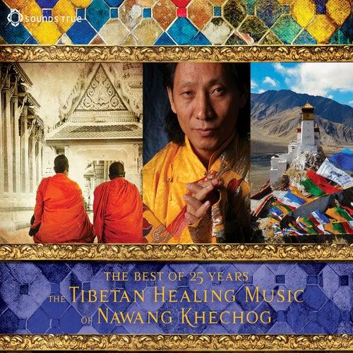 The Tibetan Healing Music of Nawang Khechog by Nawang Khechog