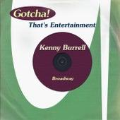 Broadway (That's Entertainment) von Kenny Burrell