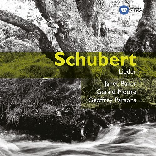 Lieder by Franz Schubert