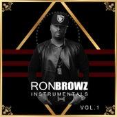Ron Browz Instrumentals Vol. 1 von Ron Browz