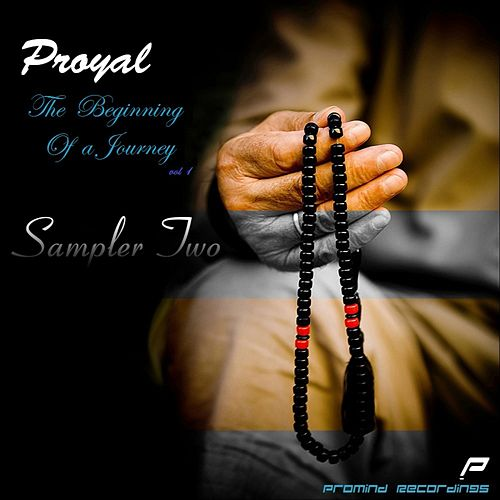 The Beginning Of A Journey - Vol 1 Sampler Two by Various Artists