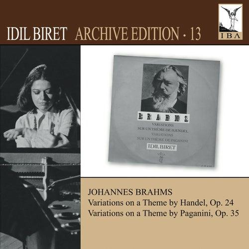 Idil Biret Archive Edition, Vol. 13 by Idil Biret