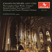 The Complete Organ Works, Vol. 7 de Johann Pachelbel