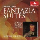 Fantazia Suites by William Lawes