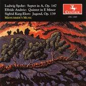 Spohr/Andree/Karg-Elert von Various Artists