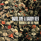 Number 3 On The Phone by AWOL One
