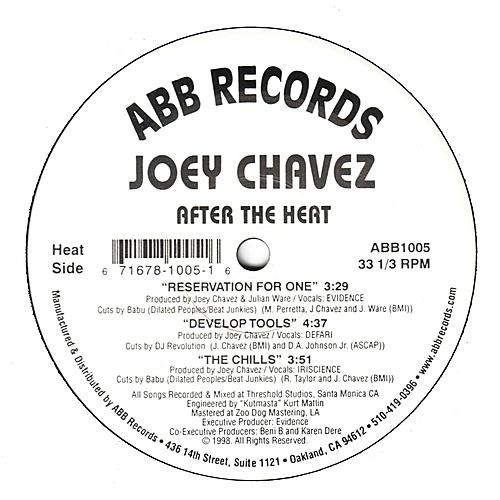 Joey Chavez by Joey Chavez