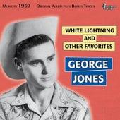 White Lightning and Other Favorites (Original Album Plus Bonus Tracks, 1959) by George Jones