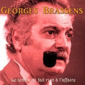 Le temps ne fait rien à l'affaire de Georges Brassens