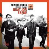 Mendelssohn Felix and Fanny by Quatuor Ébène