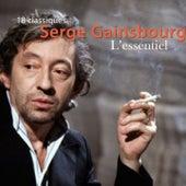L'essentiel de Serge Gainsbourg