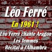 En 1961 ! de Leo Ferre