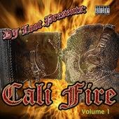 Cali Fire Vol. 1 de Various Artists