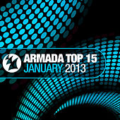 Armada Top 15 - January 2013 de Various Artists