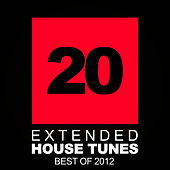 20 Extended House Tunes - Best Of 2012 de Various Artists