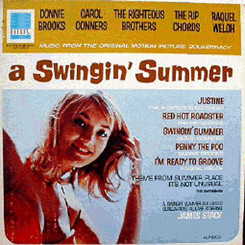 A Swingin' Summer by Various Artists