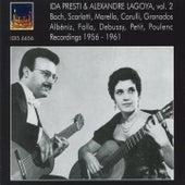 Ida Presti & Alexandre Lagoya, Vol. 2: Recordings 1956-1961 by Ida Presti
