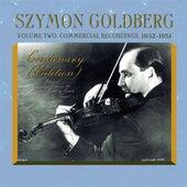 Szymon Goldberg Edition, Vol. 2: Commercial Recordings (1932-1951) by Various Artists