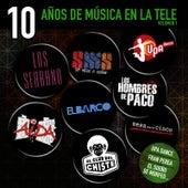 10 Años de Musica en la Tele (Vol. 1) by Various Artists