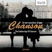 Chanson (The Golden Age of Chanson, Vol. 8) de Leo Ferre