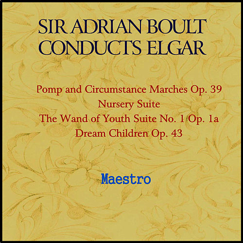 Sir Adrian Boult conducts Elgar by London Philharmonic Orchestra