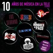10 Años de Musica en la Tele (Vol. 2) de Various Artists