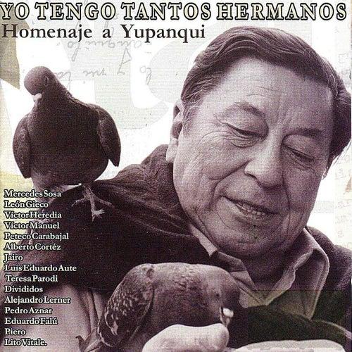 Homenaje a Yupanqui by Various Artists