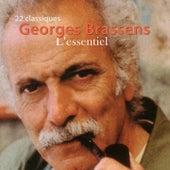 L'essentiel de Georges Brassens