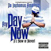 Any Day Now (It's Now or Never) de Da Inphamus Amadeuz