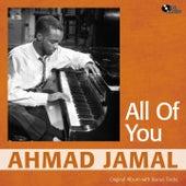 All of You (Original Album Plus Bonus Tracks) de Ahmad Jamal