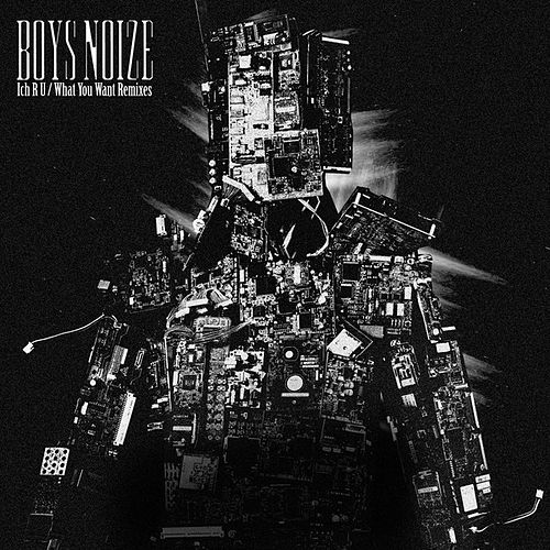 Ich R U / What You Want (Remixes) by Boys Noize