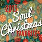 2013 Soul Christmas Favorites de Various Artists