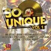 So Unique Vol.1 by Various Artists